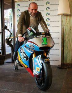 Matteo Ballarin CEO Europe Energy